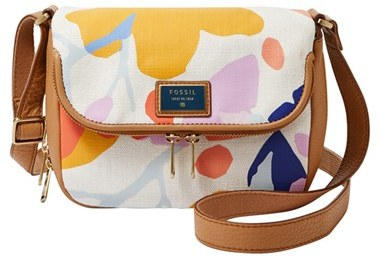 Fossil 'Small Preston' Foldover Crossbody Bag by Fossil