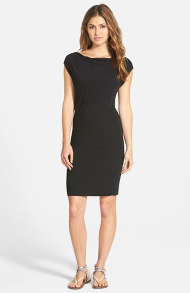 James Perse Soft Drape Dress by James Perse
