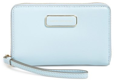 MARC BY MARC JACOBS 'Ligero Wingman' Leather Phone Wristlet by Marc by Marc Jacobs