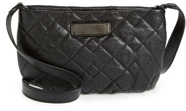 MARC BY MARC JACOBS 'New Q Quilted Percy' Leather Crossbody Bag by Marc by Marc Jacobs