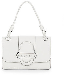 Braided Leather Bag by Valentino