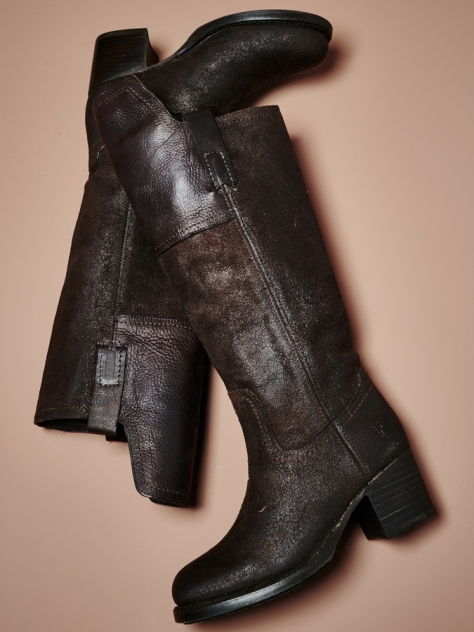 Autumn Shield Over The Knee Boot by Frye