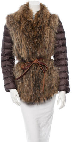 Moncler Zibeline Coat by Moncler