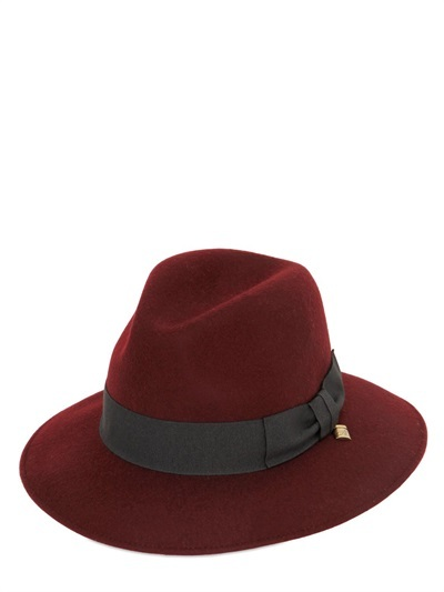 Wool Felt Hat by Alex