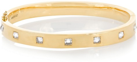 Anita Ko 18-Karat Gold Diamond Bracelet by Anita Ko